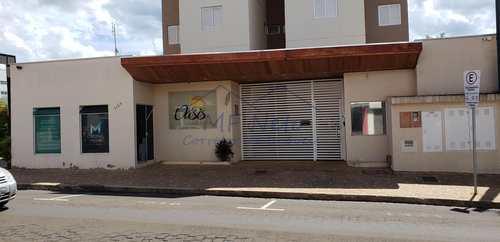 Apartamento, código 10131629 em Pirassununga, bairro Centro