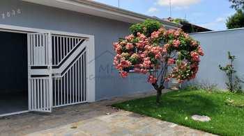 Casa, código 10131764 em Pirassununga, bairro Cidade Jardim