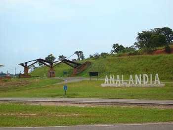 Terreno de Condomínio, código 10131814 em Analândia, bairro Nova Analandia