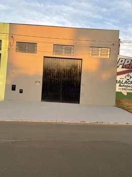 Galpão, código 10132023 em Pirassununga, bairro Centro
