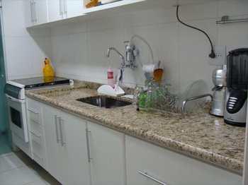 Apartamento, código 1000603 em Taboão da Serra, bairro Jardim Monte Alegre