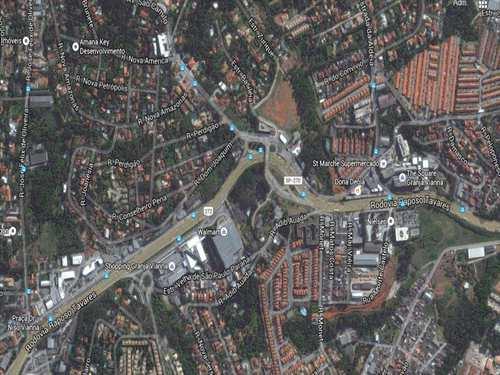 Terreno, código 1000597 em Cotia, bairro Granja Viana