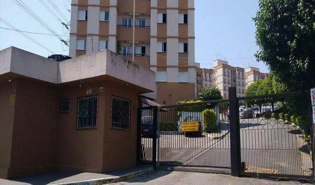 Apartamento em São Paulo, bairro Jardim Mitsutani
