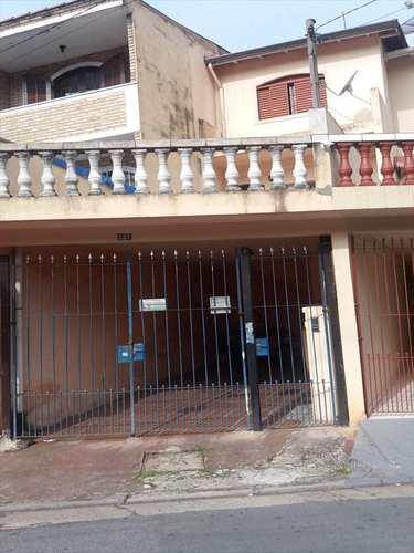 Casa, código 1000494 em Taboão da Serra, bairro Jardim São Miguel