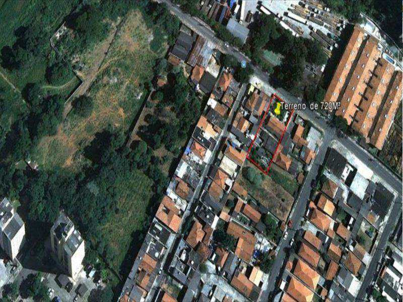 Terreno em Taboão da Serra, bairro Arraial Paulista