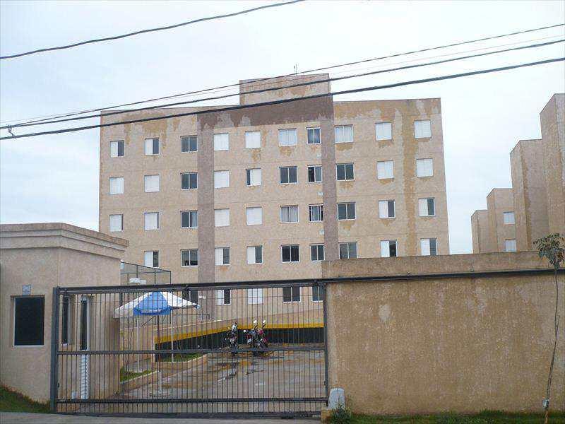 Apartamento em Taboão da Serra, bairro Jardim Elizabete
