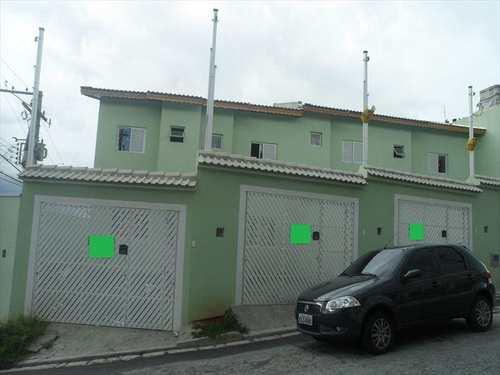 Sobrado, código 1000362 em Taboão da Serra, bairro Jardim Santo Onofre