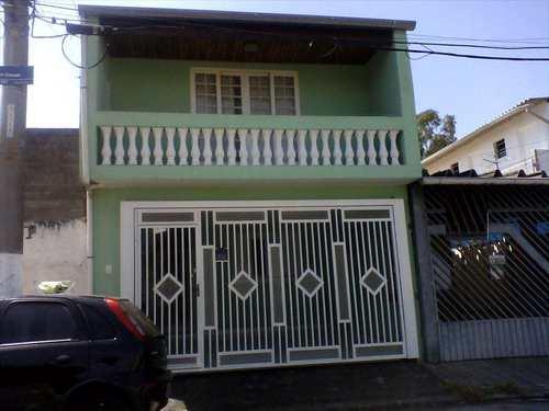 Sobrado, código 1000340 em Taboão da Serra, bairro Jardim Kuabara