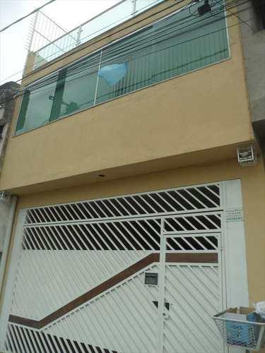 Casa, código 1000337 em Taboão da Serra, bairro Jardim Record