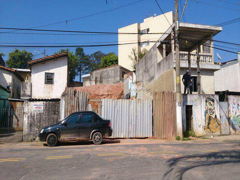 Terreno em Taboão da Serra, bairro Jardim Clementino