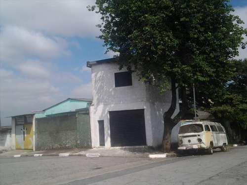 Casa, código 1000286 em São Paulo, bairro Jardim Umarizal