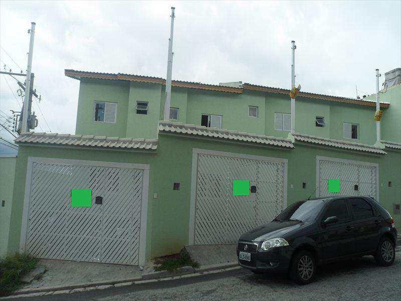 Sobrado em Taboão da Serra, bairro Jardim Santo Onofre