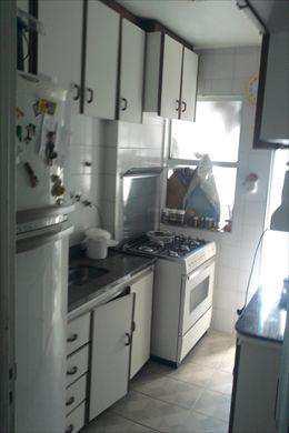 Apartamento, código 43 em São Paulo, bairro Jardim Umarizal