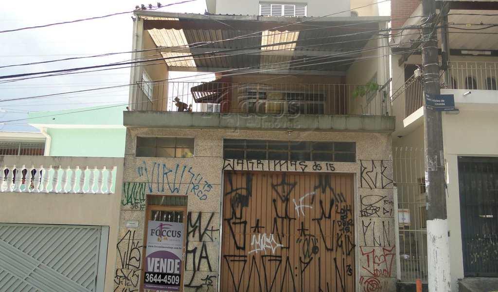Sobrado em São Paulo, bairro Parque São Domingos