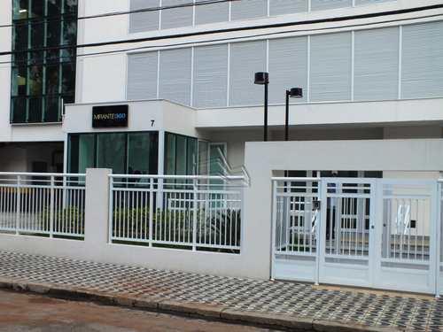 Apartamento, código 975 em Santos, bairro José Menino