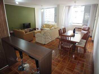 Apartamento, código 921 em Santos, bairro José Menino