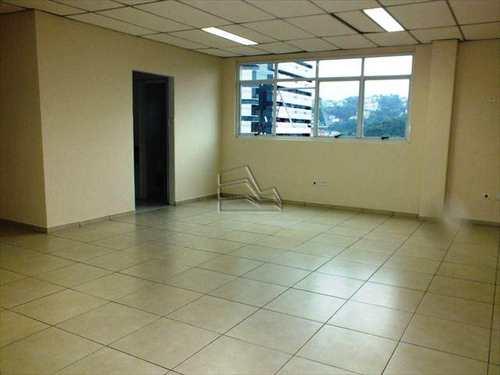 Sala Comercial, código 909 em Santos, bairro Vila Matias