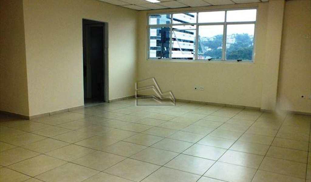Sala Comercial em Santos, bairro Vila Matias