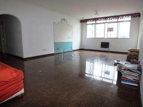Apartamento, código 901 em Santos, bairro Gonzaga