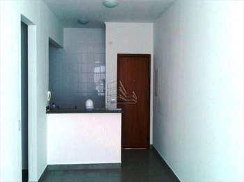 Apartamento, código 891 em Santos, bairro Encruzilhada
