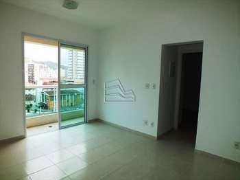 Apartamento, código 889 em Santos, bairro Gonzaga