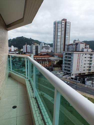 Apartamento, código 890 em Santos, bairro Gonzaga