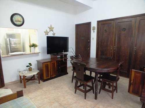 Apartamento, código 888 em Santos, bairro Boqueirão