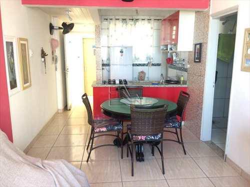 Apartamento, código 883 em Santos, bairro José Menino