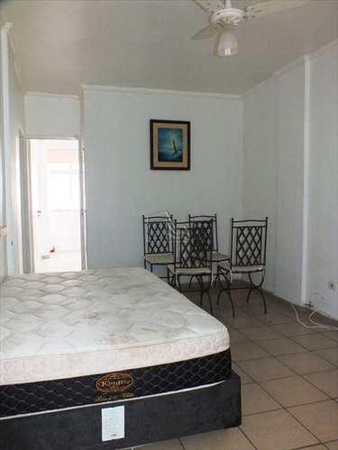 Apartamento, código 879 em Santos, bairro Ponta da Praia