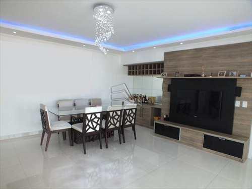 Apartamento, código 871 em Santos, bairro Marapé