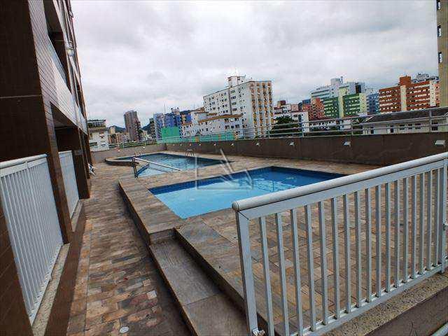 Apartamento em Santos, bairro Vila Matias