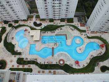 Apartamento, código 869 em Santos, bairro Marapé