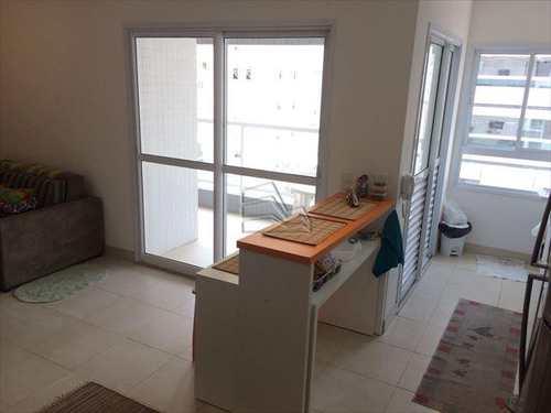Apartamento, código 863 em Santos, bairro Pompéia