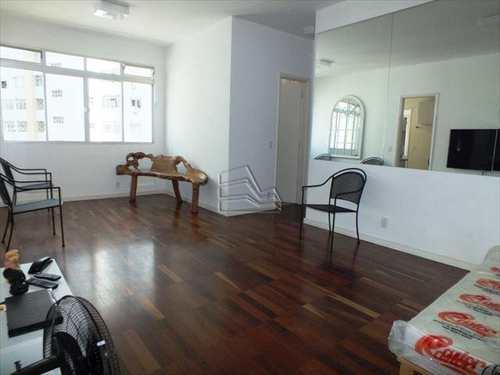 Apartamento, código 860 em Santos, bairro Boqueirão