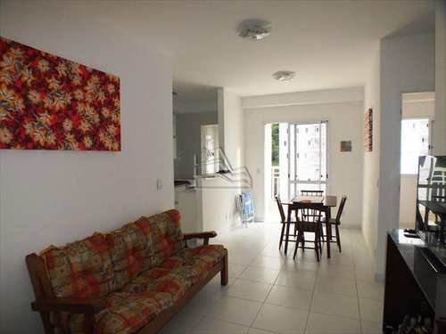 Apartamento, código 856 em Santos, bairro Marapé