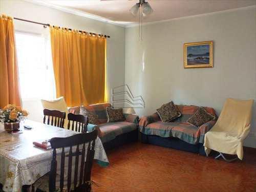 Apartamento, código 838 em São Vicente, bairro Itararé