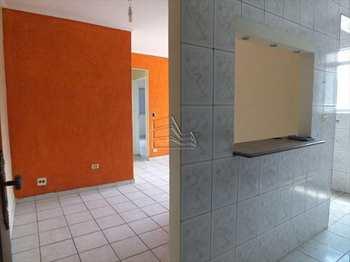 Apartamento, código 836 em Santos, bairro Saboó