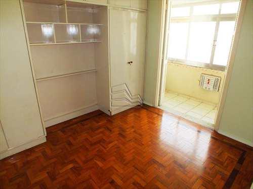 Apartamento, código 835 em Santos, bairro José Menino
