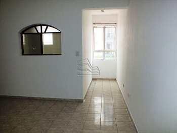 Apartamento, código 833 em São Vicente, bairro Centro