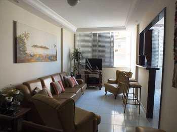 Apartamento, código 827 em Santos, bairro José Menino