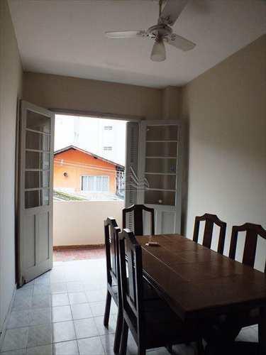 Apartamento, código 824 em São Vicente, bairro Itararé