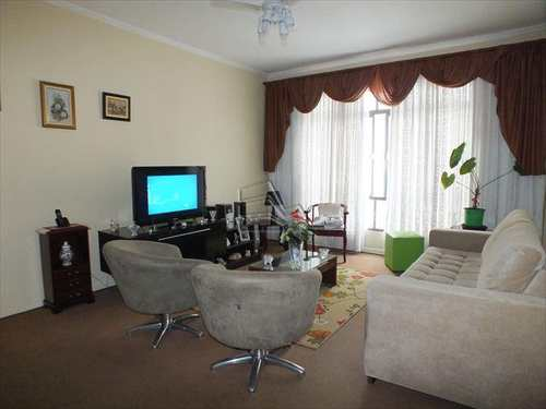 Apartamento, código 815 em Santos, bairro Aparecida
