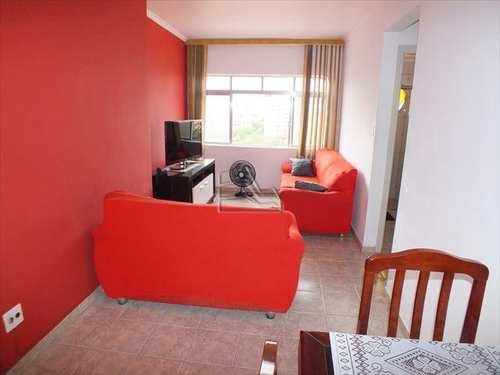 Apartamento, código 813 em Santos, bairro Aparecida