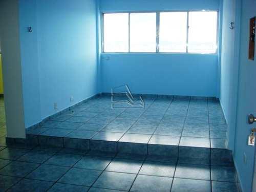 Apartamento, código 808 em São Vicente, bairro Ilha Porchat