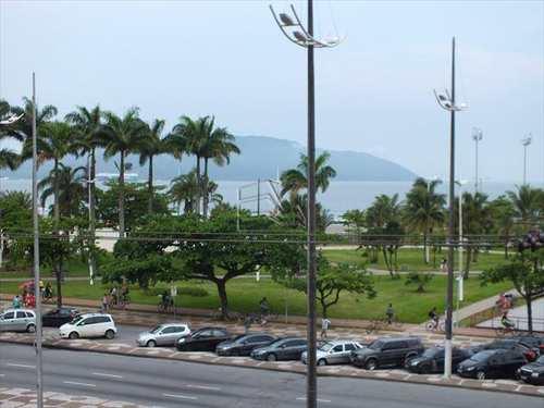 Apartamento, código 807 em Santos, bairro José Menino