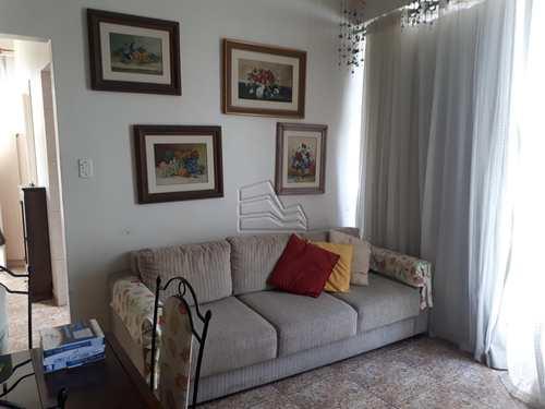 Apartamento, código 806 em São Vicente, bairro Itararé