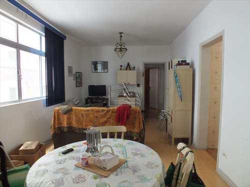 Apartamento, código 786 em Santos, bairro José Menino