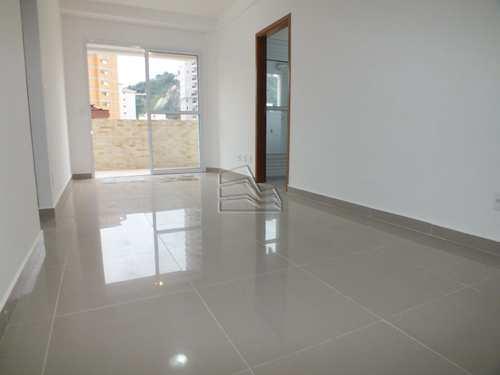 Apartamento, código 753 em Santos, bairro José Menino