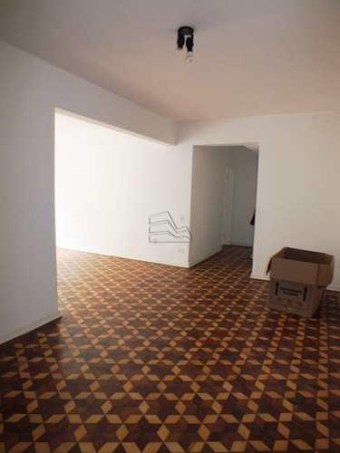 Apartamento, código 756 em Santos, bairro Embaré
