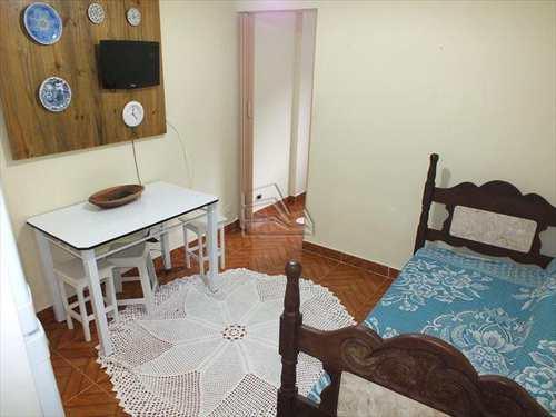 Sala Living, código 743 em Santos, bairro José Menino